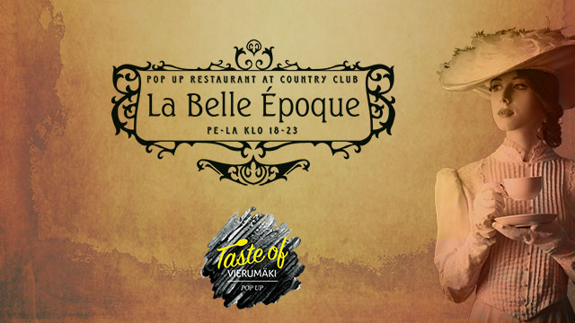 La Belle Èpoque 640x360
